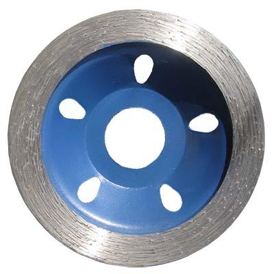 Sintered Rim Cup Wheel