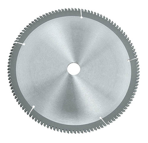 T.C.T. Saw Blade For Cutting NON-Ferrous Metals